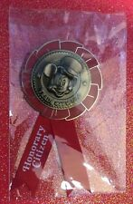 DISNEY PIN-MEDAL RIBBON-MICKEY HONORARY CITIZEN-TRADE CITY NEW