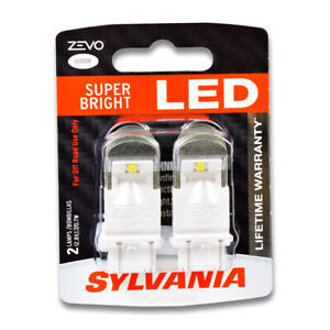 Sylvania ZEVO Cornering Light Bulb for Cadillac DTS Seville 1998-2011  Pack yw