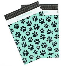 "Puppy Paws Printed Mailers 10x13"" - Pack of 100"