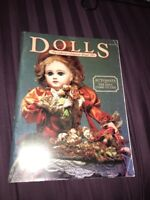 Vintage Dolls The Collector's Magazine Winter 1983 Automata Doll come to Life