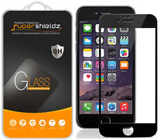 Supershieldz Apple iPhone 6 / 6S [Full Coverage] Tempered Glass Screen Protector