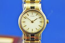 Citizen vintage con orologio linea Donna 1980s NOS NEW OLD STOCK COME NUOVO inutilizzato