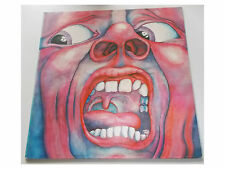 King Crimson ‎- In The Court Of The Crimson King - LP FOC - Pink Rim
