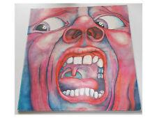 King Crimson - In The Court Of The Crimson King - LP FOC - Pink Rim