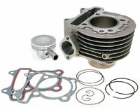 125cc Barrel Head Piston Kit Ring Set For Lexmoto FMX 125 GY6