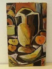 Estilo preciosa vida original Romà Bonet sintes (1886-1967) firmado 30x50 cm