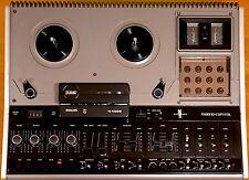 Philips N4506 Tonbandgerät in bestem technischen Zustand - ANSEHEN !-!-!