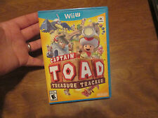 Captain Toad: Treasure Tracker Nintendo Wii U NEW FACTORY SEALED