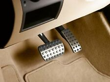 Orig Mercedes Benz Sport Pedal Pedal Pads Stainless Steel Set Class GL W 166