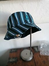 New Authentic Kangol urban outfitters Stripe Bucket Bermuda Hat med