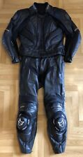Wolf Kangaroo 2 piece race Motorbike leathers Uk 42 EUR 42 jacket Uk30 Trousers.