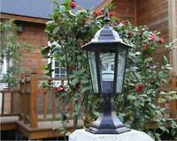 E27 Holder 90-260V Waterproof Outdoor Aluminium alloy Wall Lamp Sconce Lamp