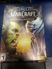 New - World of Warcraft: Battle for Azeroth Expansion Set - Free Shipping!