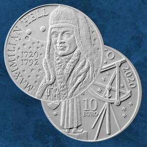 Slovakia - 300. Birthday Maximilian Bright - 10 Silver Bu