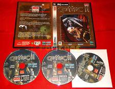 GOTHIC II 2 Pc Versione Italiana Editoriale ○ COMPLETO - FW