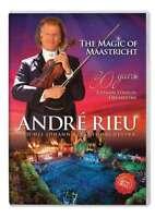 André Rieu Johann Strauss Orchestra - The Magic Of Maastricht - 30 Ye NEW DVD