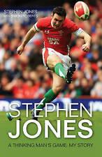 Stephen Jones: A Thinking Man's Game: My Story, Good Condition Book, Roberts, Si