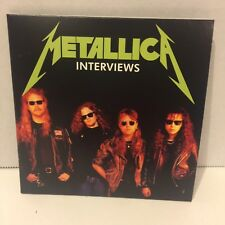 Metallica ...And Justice For All Deluxe Box-Interviews 1CD Blackened