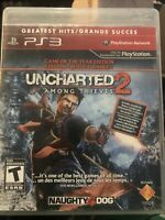 Uncharted 2 Among Thieves Ps3 Good Condition Complete