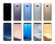 Samsung Galaxy S8 / S8+ Plus 4G LTE Factory Unlocked Smartphone Great Condition