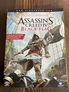 Assassins Creed Strategy guide black flag Piggyback  Ubisoft