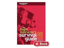 The Flight Instructor's Survival Guide (eBook ePub) FREE SHIPPING