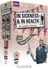 IN SICKNESS AND IN HEALTH - COMPLETE SERIES 1 2 3 4 5 & 6  ***BRAND NEW DVD**