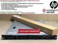 HP DL60 Gen9 2x E5-2650v3 128GB P440ar/4GB 1x 550W 1U Rack Server