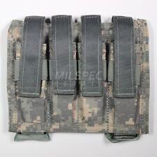 Paraclete .45 Caliber Quad Pistol Magazine Pouch AQP109-45 MOLLE ACU US NEW
