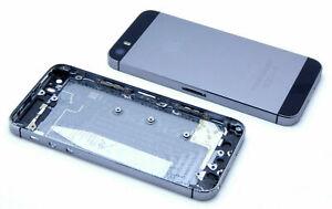 iPhone 5S A1453, A1457, A1518, A1528, Akkudeckel Backcover Gehäuse Kamera Glas G