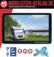7 Zoll Navi fürs Reisemobil, inkl. Kartenupdate, GPS, Europa, WomoNavigation XL