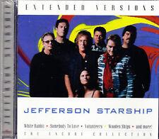 JEFFERSON STARSHIP extended versions CD NEU