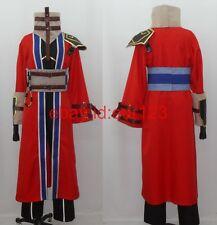 Final Fantasy X Auron Cosplay Costume Custom