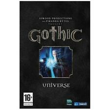 GOTHIC UNIVERSE Includes GOTHIC 1+2+3 for PC SEALED NEW