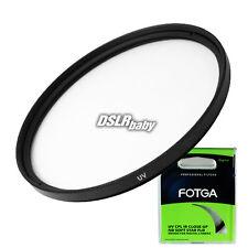 FOTGA 82mm Haze UV Filter UltraViolet F Canon Nikon Pentax Sigma Lens protector