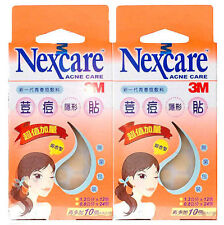 3M Nexcare Acne Care Pimple Zit Stickers Patch Set Of 72 Pieces