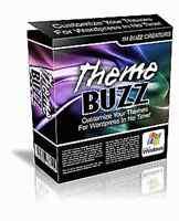 THEME BUZZ WORDPRESS EDITOR für 32-Bit-PCs Templates Generator Software E-LIZENZ
