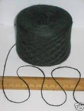 50g balls Leaf Green wool & acrylic knitting yarn 2 ply 2/14nm Lovely & soft