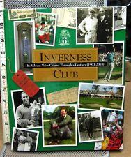 INVERNESS CLUB history book Toledo OHIO rare 1903-2003 US Open golf