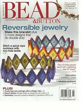 BEAD & BUTTON,  AUGUST, 2013   ISSUE, 116 (   YOUR COMPLETE BEADING RESOURCE )