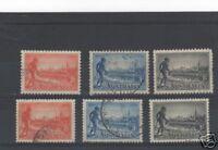 Australia 1934 Cent of Victoria both perfs FU CDS
