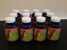 12 BOT GARCINIA CAMBOGIA EXTRACT 1000 mg 60% HCA CALCIUM POTASSIUM MaritzMayer