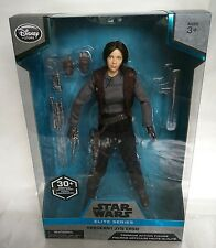 "Star Wars Rogue One Disney Elite Series JYN ERSO Premium Action Figure 10"" *NEW*"