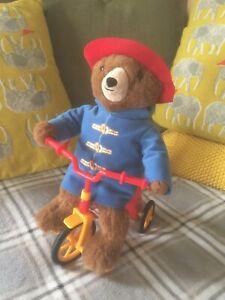 Paddington On A Moving Musical Bike Toy!