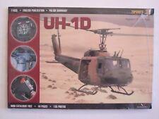 Kagero - UH-1D - 40 pages, 135 color photos (Top Shots) English Polish Text