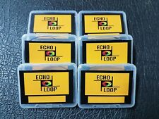 6 X Roland RT-1L Space echo tape loops - RE101 RE150 RE201 RE301 RE501 - loop