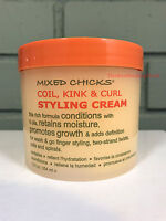 Mixed Chicks Coil, Kink & Curl Styling Cream 12oz - NEW & FRESH - Fast Free Ship
