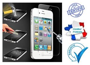 Pellicola Protezione Schermo Vetro Indurisce/Bagnato ~ Apple IPHONE 5/5C/5S