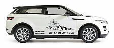 Range Rover Evoque Aufkleber SET Sticker Folie Tattoo Deko Beklebung  Land Rover