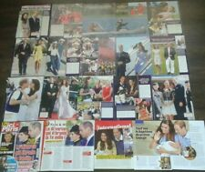 ROYAL FAMILY Prince William Kate Middleton Magazine CLIPPINGS #5